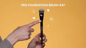 PRO <b>Foundation Brush</b> #47 - SEPHORA COLLECTION | Sephora
