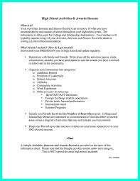 ideas about High School Resume Template on Pinterest