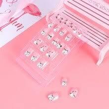 1 Набор мультяшных стикеров для <b>ногтей</b> с полным покрытием ...