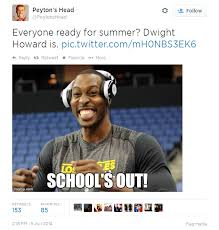Black Twitter Slanders Dwight Howard With Memes For Allegedly ... via Relatably.com