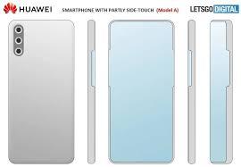 <b>Huawei</b> запатентовал новый смартфон с Under-<b>Display</b> камерой ...