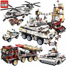 695Pcs 8IN1 <b>City Police SWAT Truck</b> Compatible LegoINGLs ...