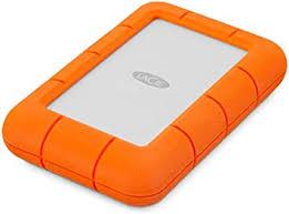 LaCie Rugged Mini <b>5TB</b> External Hard Drive Portable HDD – <b>USB</b> ...