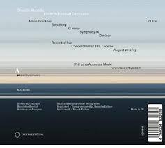 <b>Claudio Abbado</b>, Lucerne Festival Orchestra – <b>Bruckner</b> 1 & 9 ...