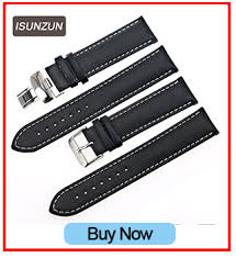 <b>ISUNZUN Watch Bands</b> For Tissot <b>Men</b> And Women Genuine ...
