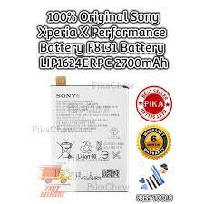 『PIKA』100% <b>Original Sony Xperia</b> X Performance <b>Battery</b> | <b>Sony</b> ...