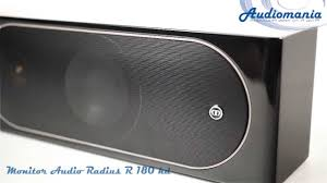 <b>Центральный громкоговоритель Monitor</b> Audio Radius R 180 hd ...