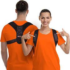 Posture Corrector for Men and Women - Upper <b>Back Brace</b> ...