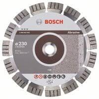 <b>Диск алмазный Bosch</b> 230х22.мм Best for Abrasive (2.608.602.683)