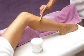 Image result for facial waxing sexy girl