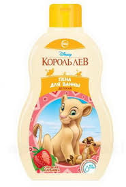 <b>Дисней</b> Король лев <b>пена</b> д/<b>ванны</b> 400мл детская сладкая ...