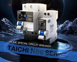 <b>CHINT</b> Earth Leakage <b>Miniature</b> Circuit Breaker Overload Protection ...