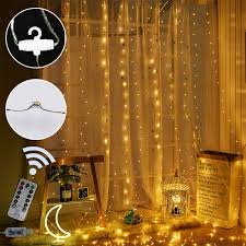 Usb Eight Function <b>Remote Control Icicle</b> Copper Wire Lamp ...