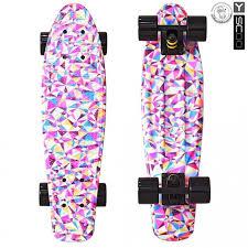 <b>Y</b>-<b>Scoo Скейтборд Fishskateboard Print</b> 22 - Акушерство.Ru