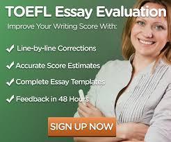 toefl independent essay toefl resources essay evaluation