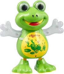 """Музыкальная <b>игрушка</b> Азбукварик """"<b>Танцующая</b> лягушка"""" — купить ..."""