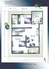 X House Plans   X North Facing House Plans X North Facing House Plans   First Floor