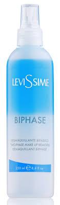 LEVISSIME <b>Средство двухфазное для</b> удаления макияжа / Bi ...