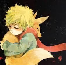 Resultado de imagem para pequeno principe e a raposa