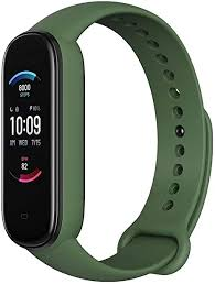 <b>Amazfit</b> Men's. <b>Band 5</b> Smartwatch