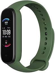 <b>Amazfit</b> Men's. <b>Band 5</b> Smartwatch