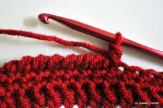 Image result for crochet crab stitch edge