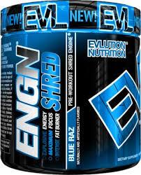 Evlution Nutrition <b>ENGN Shred Pre Workout</b> & Fat Burner ...