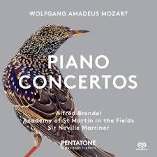 REMASTERED CLASSICS <b>Mozart</b> - Piano Concertos K. 414 + K. 453
