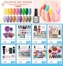 Mtssii 6 Colors Mirror <b>Glitter</b> Silver Gold <b>Nail</b> Sequins <b>Irregular</b> ...