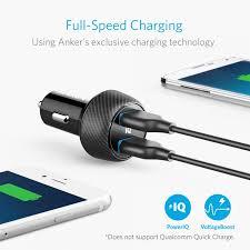 Купить <b>автомобильное зарядное устройство 2xUSB</b> Anker 24W ...