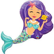 <b>Mermaid Balloons</b> | <b>Party</b> Delights