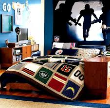 cool bedroom ideas for teenage guys bedroom sporty nfl theme classic modern boys bedroom design with cool natural wood base larg bedroomamazing bedroom awesome