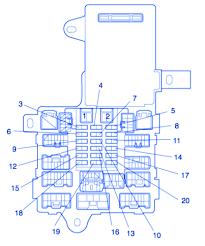 lexus is300 fuse box diagram lexus wiring diagrams online