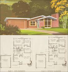 National Plan Service   Plan   Modern California Ranch Style National Plan Service   Plan