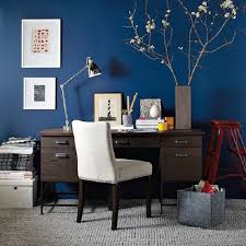 home office paint ideas of worthy references for your home office paint modern blue modern home office