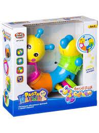 <b>Весёлая гусеница Play Smart</b> 6761005 в интернет-магазине ...