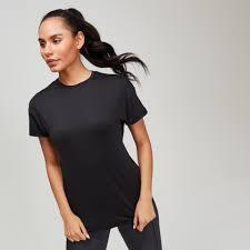 <b>Женская спортивная футболка</b> Textured | MYPROTEIN™