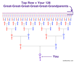 your family past present and future wait but why big family tree