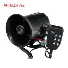 <b>MotoLovee Universal</b> 12V 100W Auto Car Loud Horn 105 115db ...