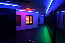hallway accent lighting with rgb flexible led strips and 4 zones of color bedroom accent lighting surrounding