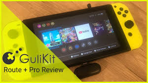<b>GuliKit Route</b> + <b>Pro</b> Review - YouTube
