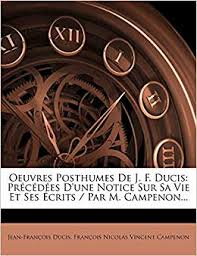 oeuvres posthumes ed by p