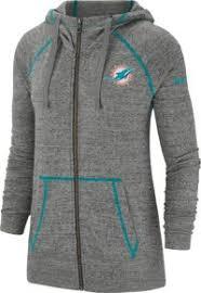 Nike <b>Men's Miami</b> Dolphins <b>Vintage Grey</b> Full-Zip Hoodie | DICK'S ...