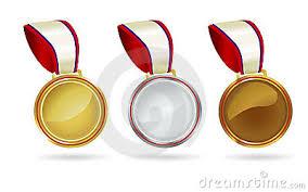 Resultado de imagem para medalha de ouro