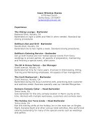 bartending resume best template collection bartending resume pwp splash by fjzhangxiaoquan 8fbtnl43