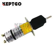 1504 12a2u1b1s1 307 2546 stop solenoid valve 12v fits woodward ...
