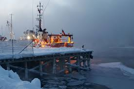 Icing believed to cause sinking of <b>fishing boat</b> in Barents Sea, 17 ...