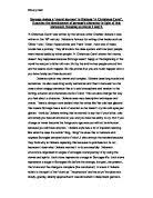 a christmas carol essays a christmas carol essay  gcse english  marked by teacherscom scrooge makes