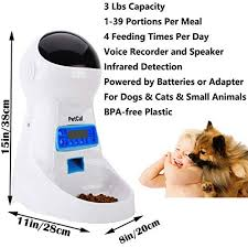PetCul <b>Automatic Cat Feeder 3L</b> Pet Food - Buy Online in Cambodia ...