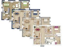 D Floor Plans   RoomSketcherRoomSketcher  D Floor Plans Custom Profiles